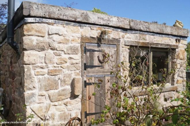 The Bothy - Donald - Garden