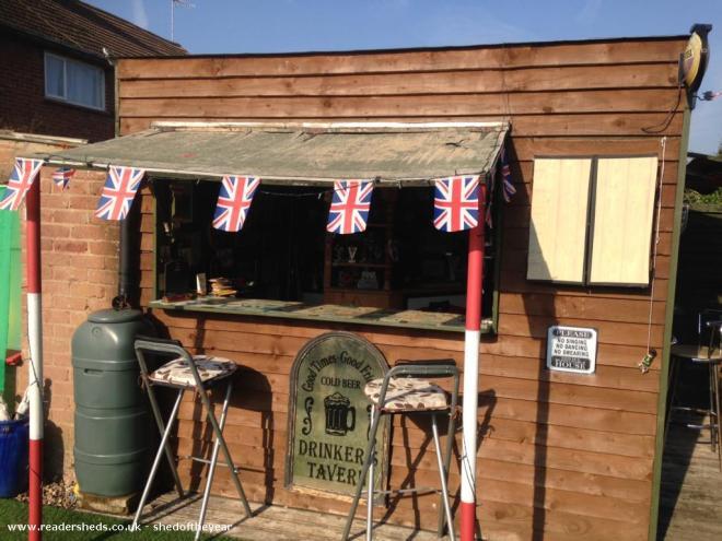 Hont's Hut  - Grant Mitchell - Garden