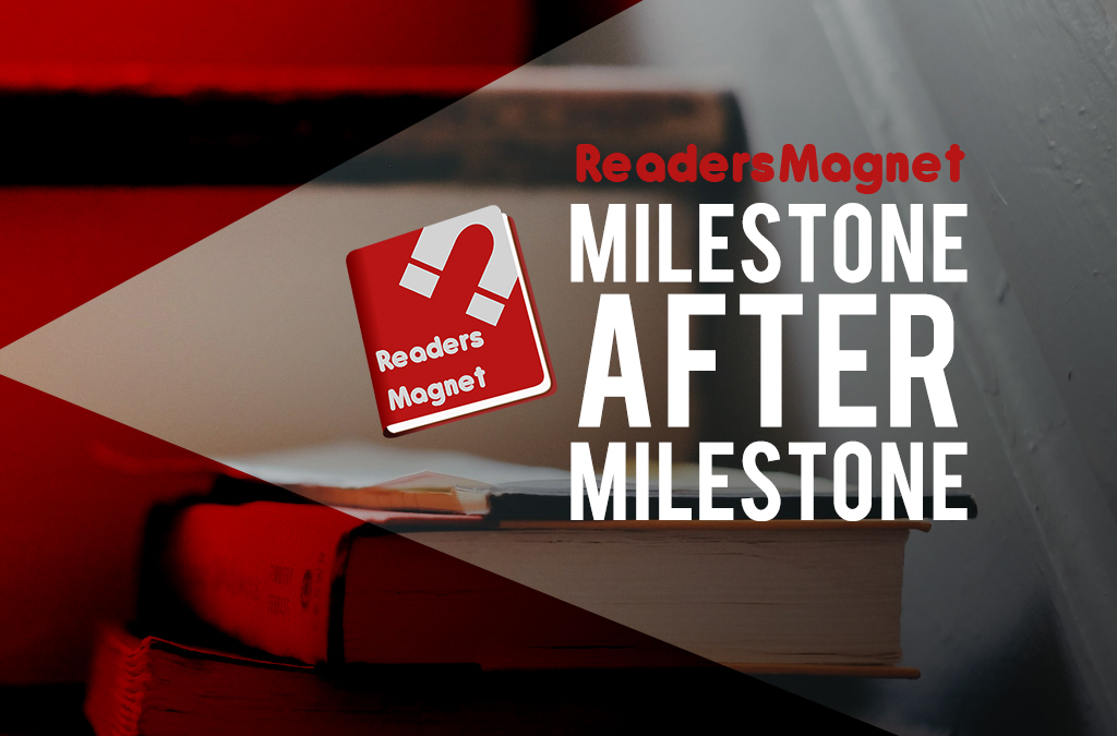 ReadersMagnet Weekend News: Milestone After Milestone