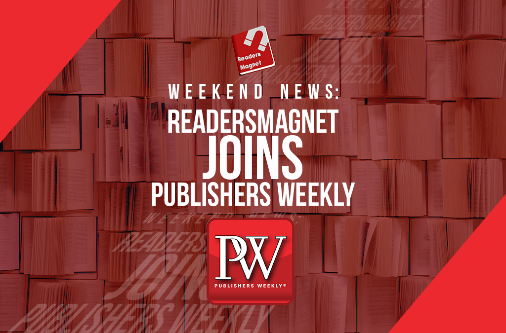 ReadersMagnet joins Publishers Weekly