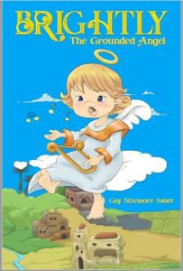 Brightly the Grounded Angel Cover - readersmagnet