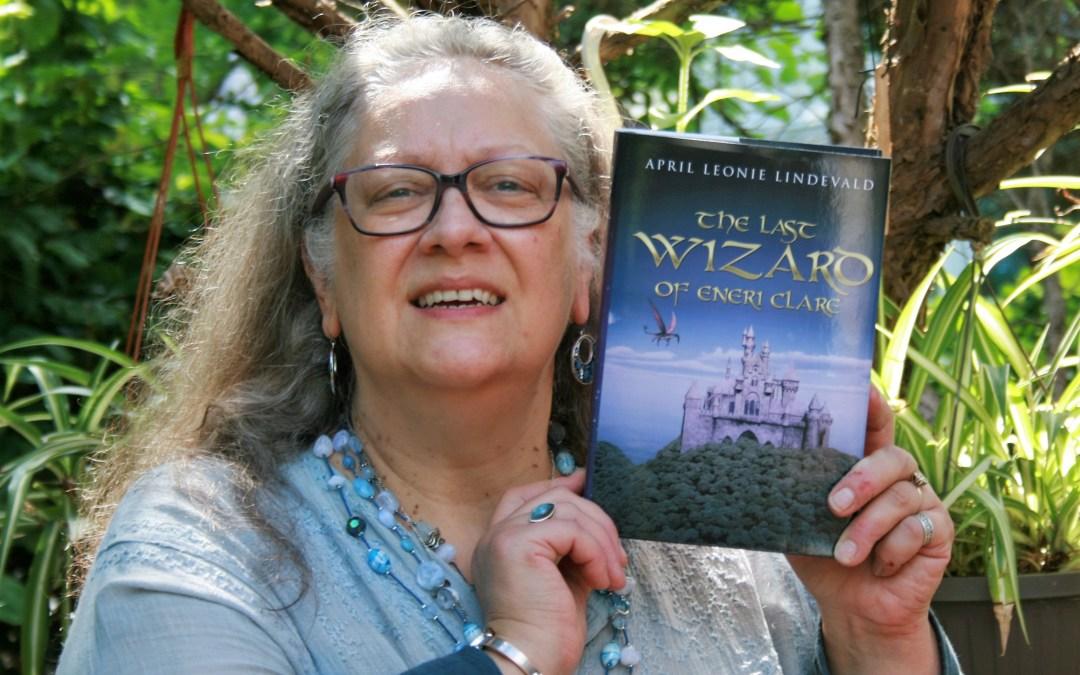 Last Wizard of Eneri Clare | April L. Lindevald