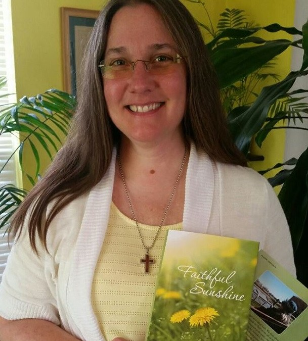 Faithful Sunshine by Lisa Anne Duda