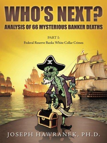 Mysterious Banker Deaths | J. Hawranek