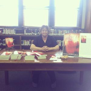 Author Phyllis Brooks