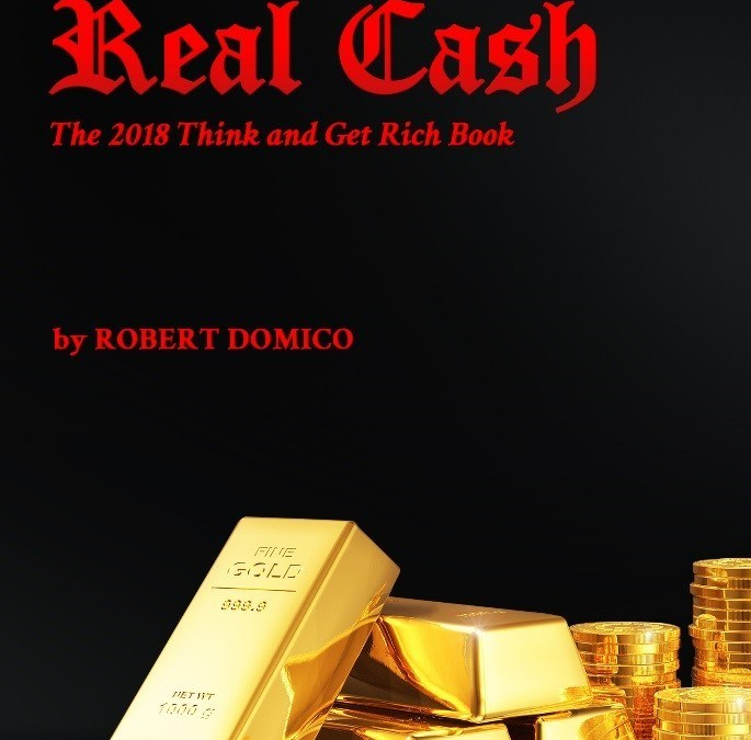 Book of the Week: Real Cash by Robert Domico