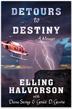 Book of the Week |Detours to Destiny: A Memoir by Elling Halvorson