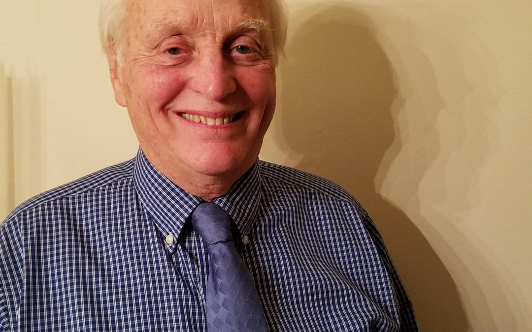 Author of the Week | Francis Heelan