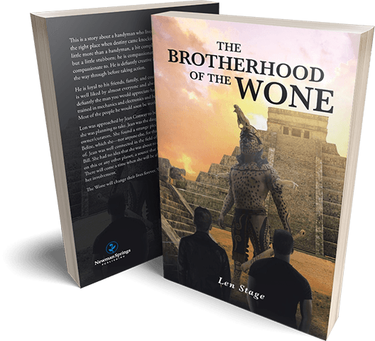 Book Feature: The Brotherhood of the Wone