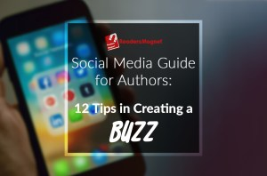 Social Media Guide For Authors 20Tips in Creating a Buzz