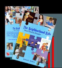 The-Neighborhood-Kids-Short-Stories-Reader-by-Rich