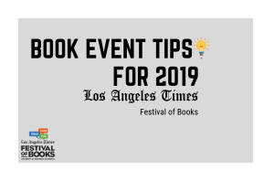 Book Event Tips