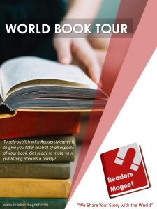 ReadersMagnet - World Book Tour