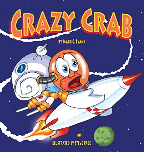 """Crazy Crab"" by Mark C. Evans"