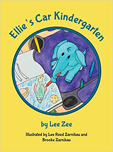 """Ellie's Car Kindergarten"" by Lee Zee"