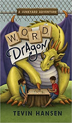 """Word Dragon"" by Tevin Hansen"