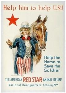 WWI horses