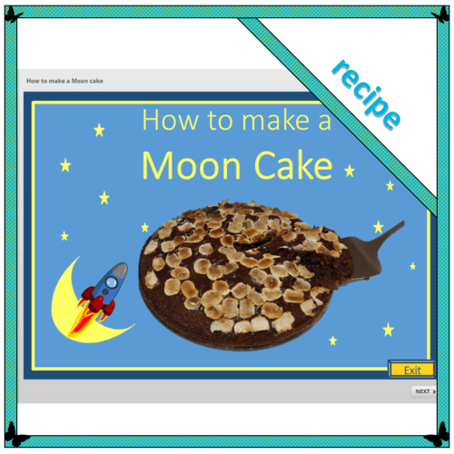 How to make a Moon Cake