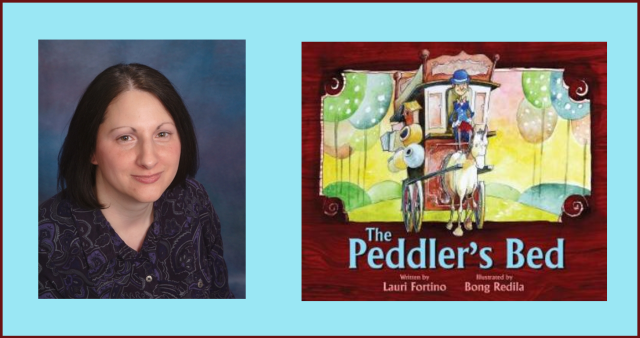 Lauri Fortino and The Peddler's Bed