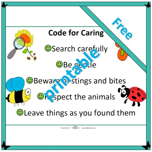 code for caring