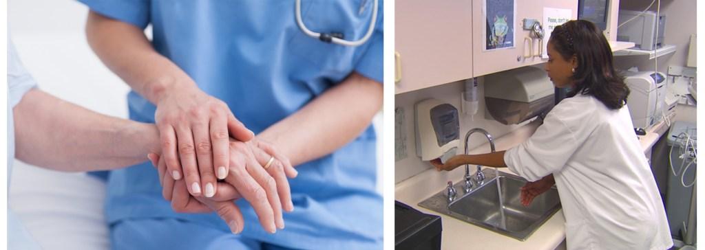 Clean Nursing Nails Jpg