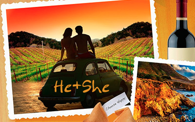He+She = Excerpt+Giveaway