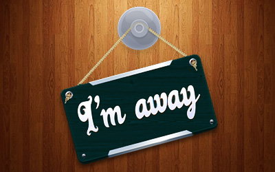 I'll be back soon…