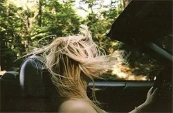 blonde-driving