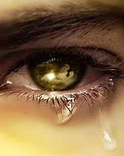 tear-drops