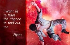 this stattered world Flynn