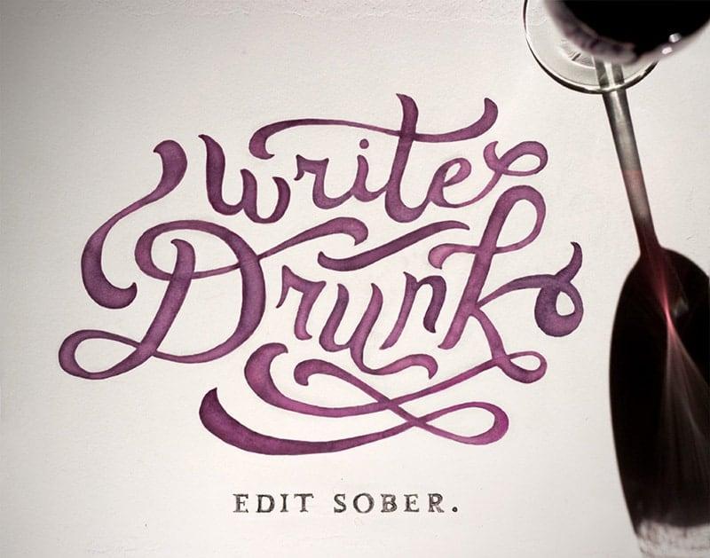 write_drunk_little