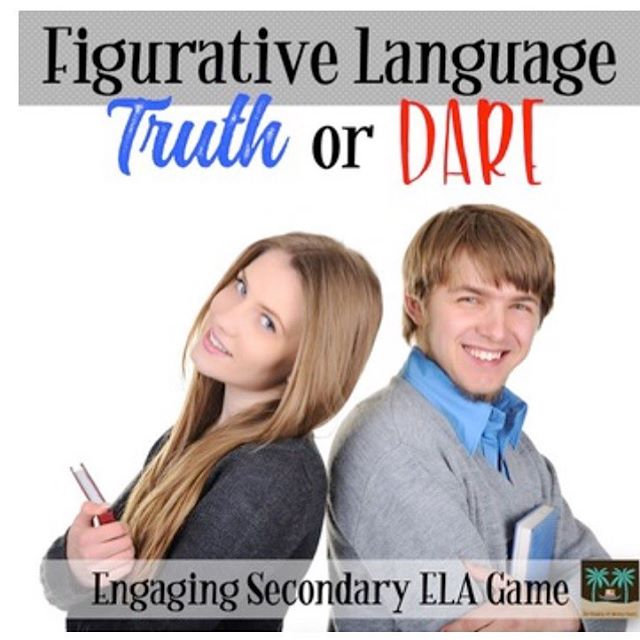 Figurative Language Truth or Dare is a fun way tohellip