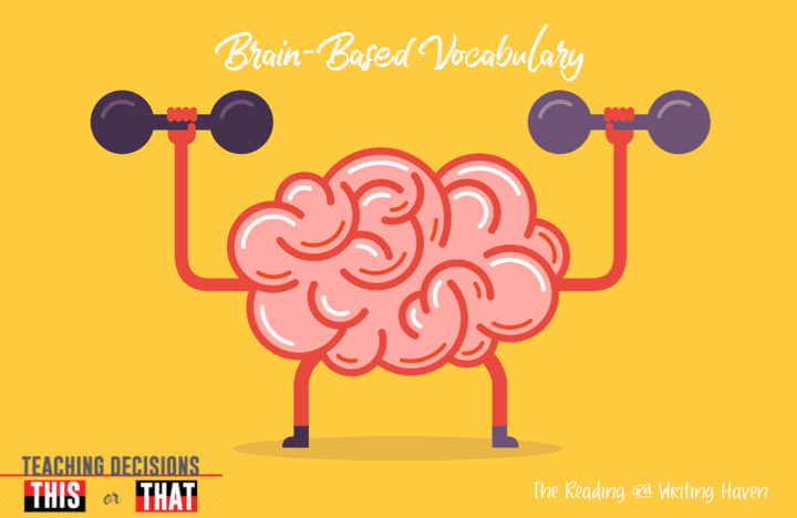 5 Brain-Based Vocabulary Activities for the Secondary Classroom