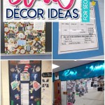 16 Classy Decor Ideas For Your Secondary Classroom Reading And Writing Haven