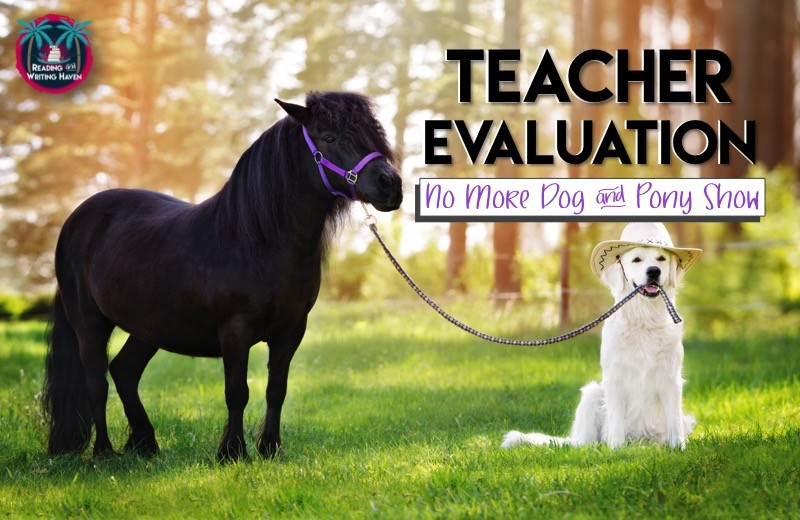 Teacher evaluations can take a toll on educators. Here are 16 tips to help you prepare for your formal evaluation so you can rock it with an excellent.