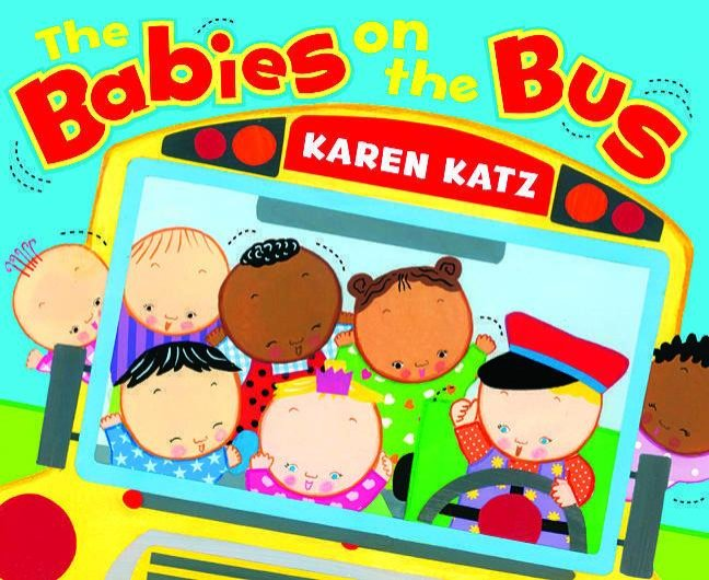 Image result for babies on the bus