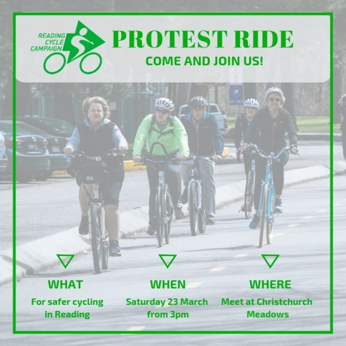 Protest Ride 23 March 2019