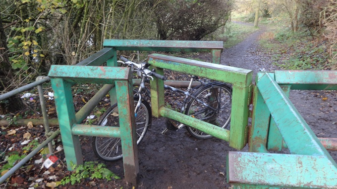 Barriers on NCN 4