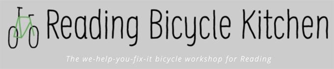 Reading Bike Kitchen Banner