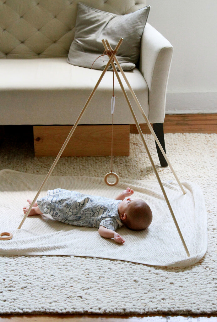 how to make your own baby play mat