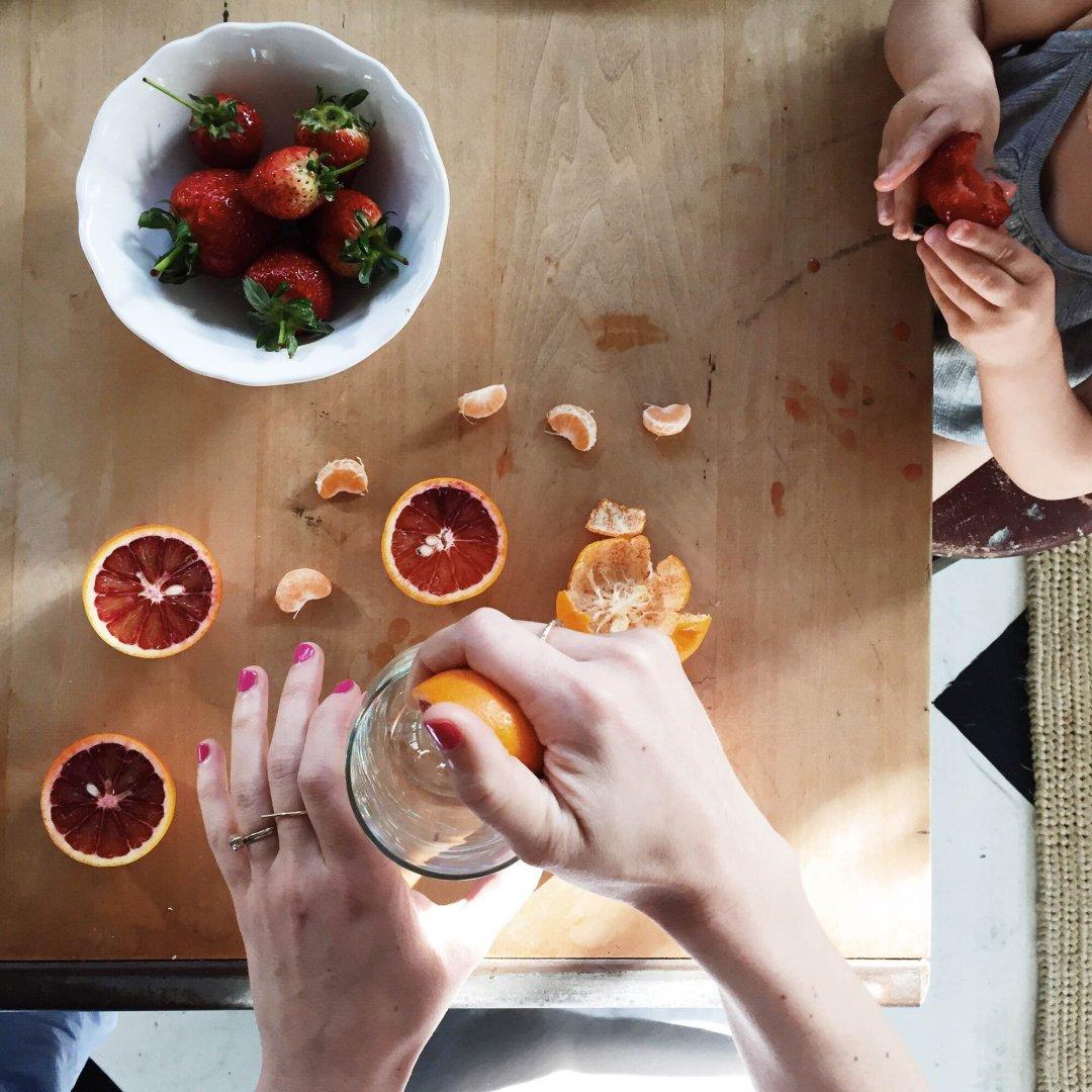 blood oranges | reading my tea leaves