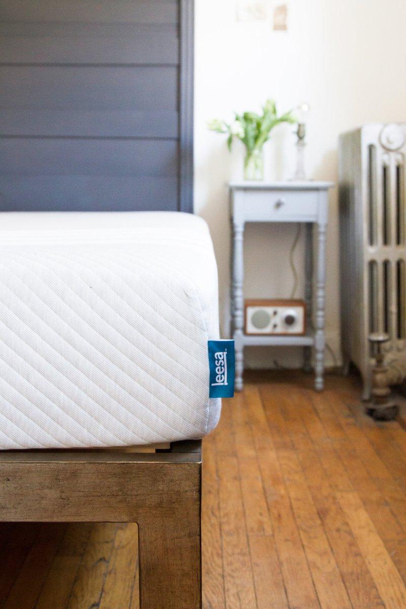 a new mattress from leesa.