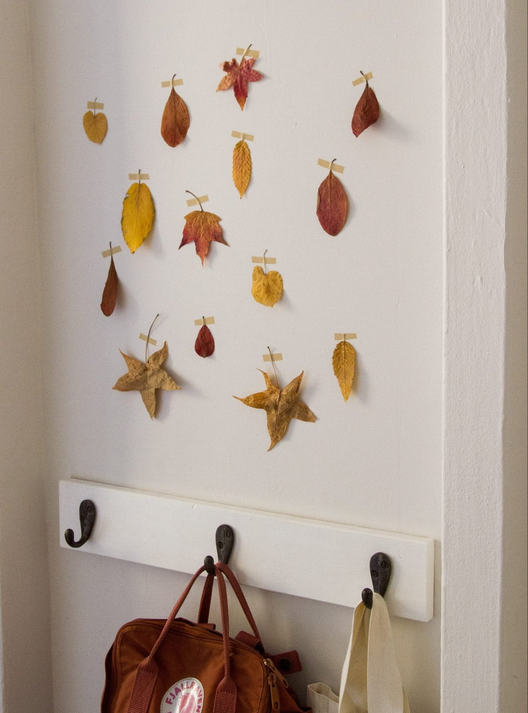 zero-waste fall decorations | reading my tea leaves