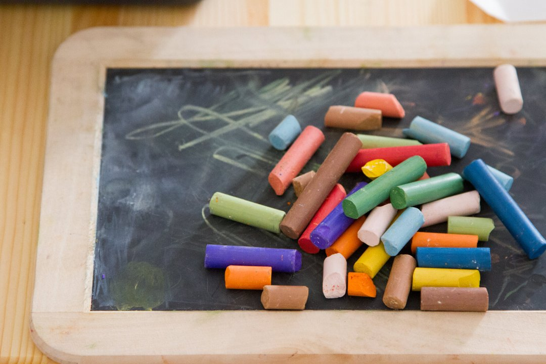 chalk | reading my tea leaves