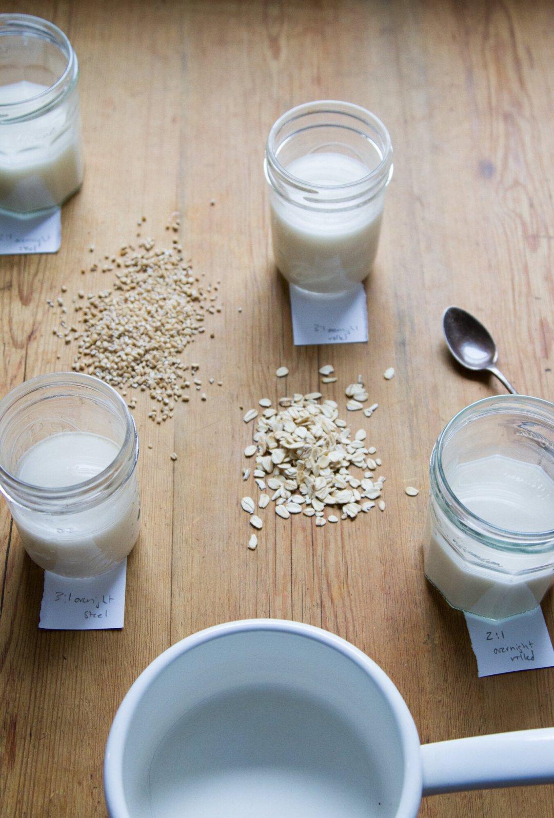 oat milk | reading my tea leaves