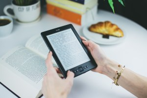 Reading on screen