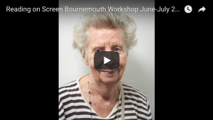 Short film of the Bournemouth workshop