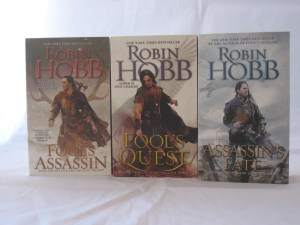 The Fitz And The Fool Trilogy by Robin Hobb