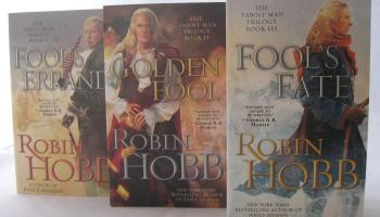 The Tawny Man Trilogy by Robin Hobb