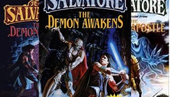 First Trilogy of the Demon Wars